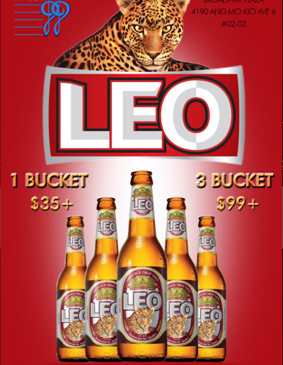 leo beer promo small