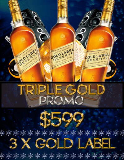 Gold Label Promo